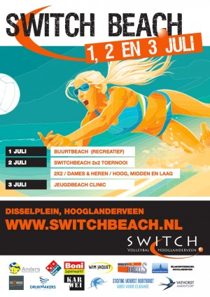 poster switchbeach